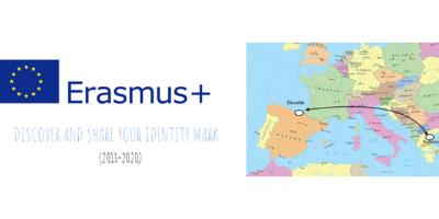 Mapa Erasmus Events