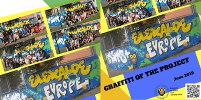 GRAFFITI OF THE PROJECT