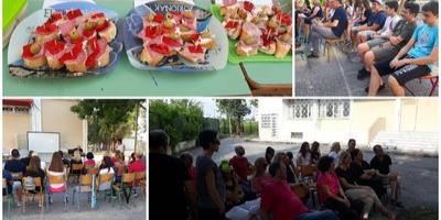 blog open day Greece