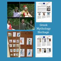 Katerini-Greek Mythogy Heritage