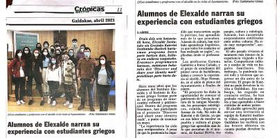 cronicas blog